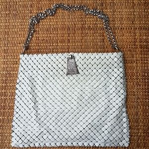 Whiting & Davis Vintage mesh handbag